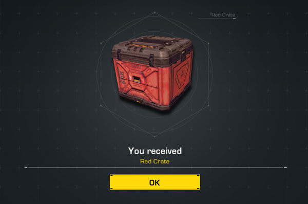 Lucky Treasure Chest