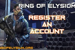 How to register an Garena account to play Ring of Elysium