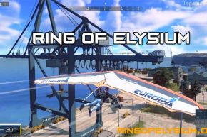 Ring of Elysium - A Battle Royale game of Tencent released in South East Asia
