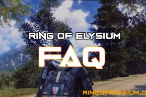 Ring of Elysium FAQ