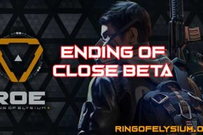 Announcement of Ending Close Beta