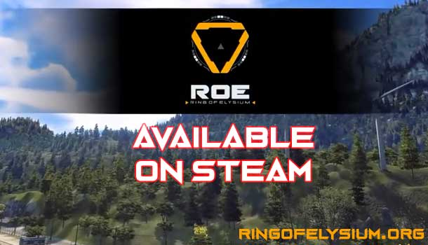 ROE Will Be Available Steam