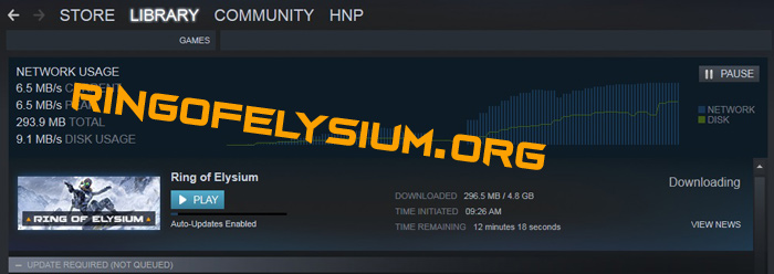 Download Ring of Elysium Steam Success