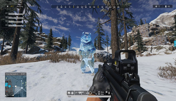 Ring of Elysium Revives