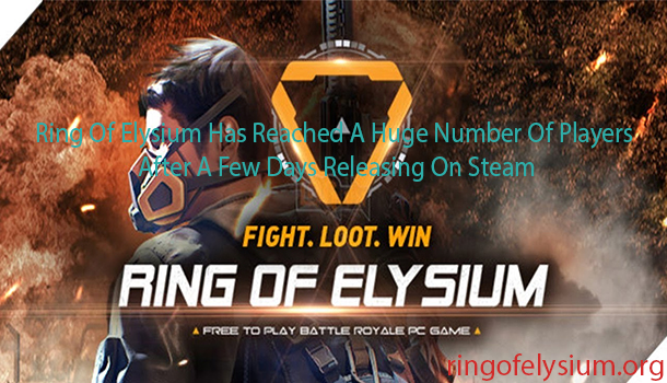 Ring Of Elysium Has Reached A Huge Number Of Players After A Few Days Releasing On Steam