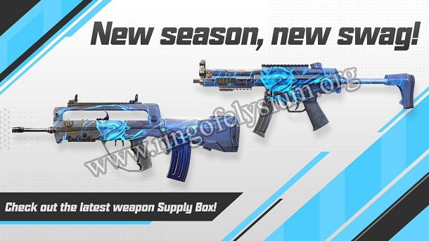 Weapon Skin Supply Box