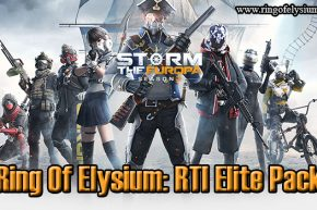 Ring Of Elysium: RTI Elite Pack